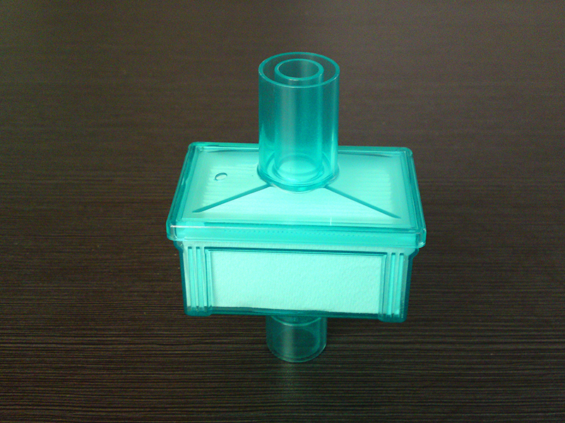 一次性方形细菌过滤器